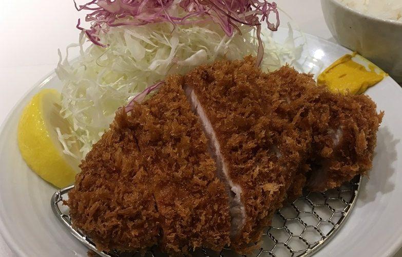台東区 秋葉原 御徒町とんかつ檍(あおき)浅草橋店 こまち豚が美味しい