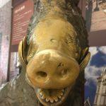 東京駅のパワースポット ポルチェリーノ「幸運の仔豚像(こううんのこぶたぞう)」八重洲地下街のブロンズ像